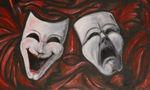 Comedy-tragedy-mask courtesy of jamieseuro2008blog